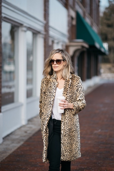 All. Things. Leopard. On the blog. 🖤💛 #ShopStyle #ssCollective #MyShopStyle