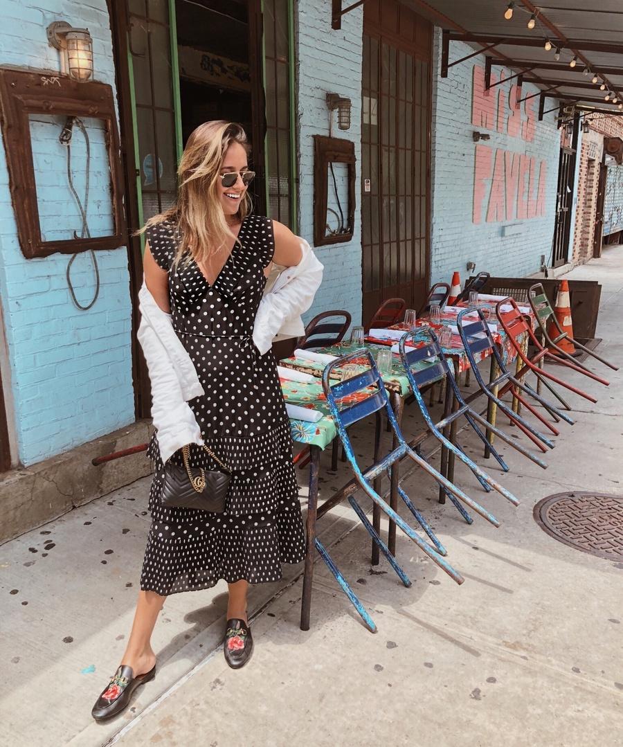 Sweating in Brooklyn #ShopStyle #shopthelook #SpringStyle #SummerStyle #MyShopStyle #WeddingGuestLooks #BirthdayParty #BeachVacation #WearToWork #NYFW #WeekendLook #DateNight #GirlsNightOut #TravelOutfit #OOTD