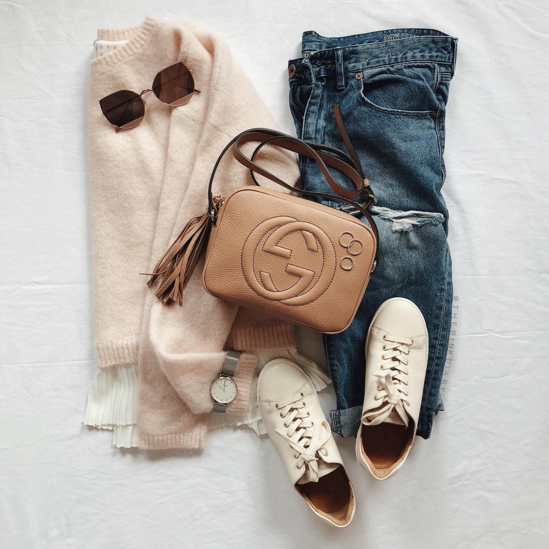 Pretty in pink! #shopthelook #ootd #getthelook