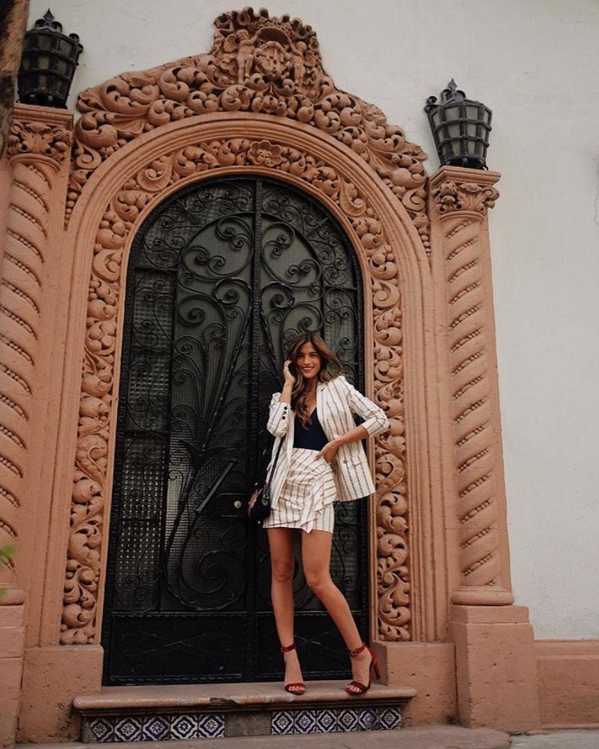 I ❤️ Mexico City #ootd #rockytakesmexicocity 📷 @matt_coop  #ShopStyle #MyShopStyle #shopthelook