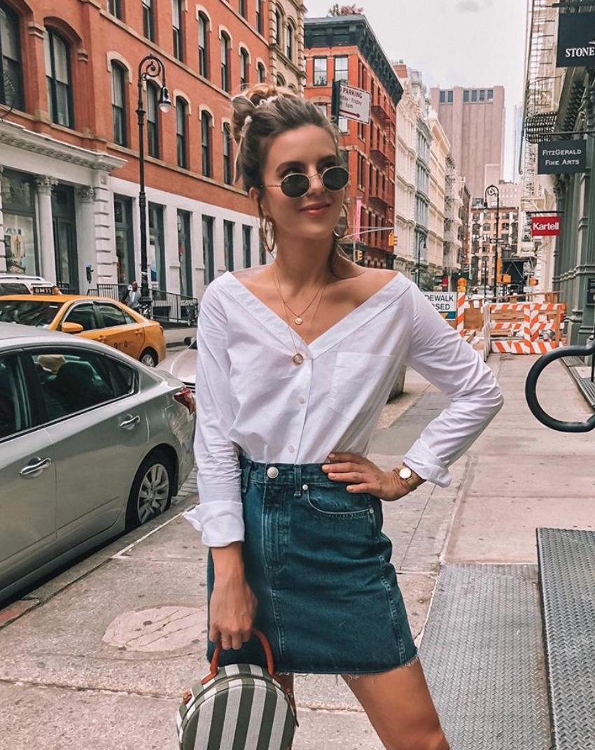 Friday got me feeling like 😏 🙌🏼 #whatiwore #ootd #travelblog #travelblogger #blogger #pinterest #inspo #fashionblogger #blog #fashionblog #instablog #instafashion #outfitinspo #instastyle #ootdmagazine #igstyle #styleblogger #instagood #personalstyle #wiw #igfashion #hairinspo #ombre