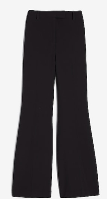 Super High Waisted Supersoft Side Tab Flare Pant
