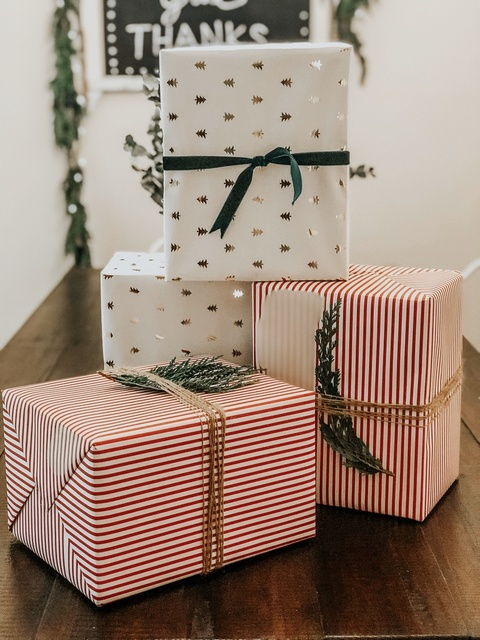 Wrapping Paper color Scheme | 2019 🎄