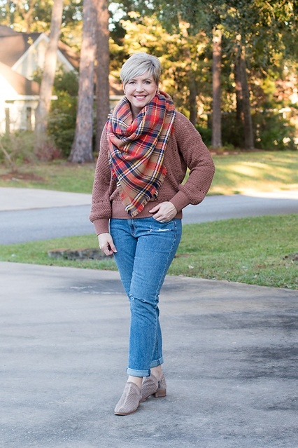 Cozy fall feels #ShopStyle #MyShopStyle #fallstyle #cozy #scarf