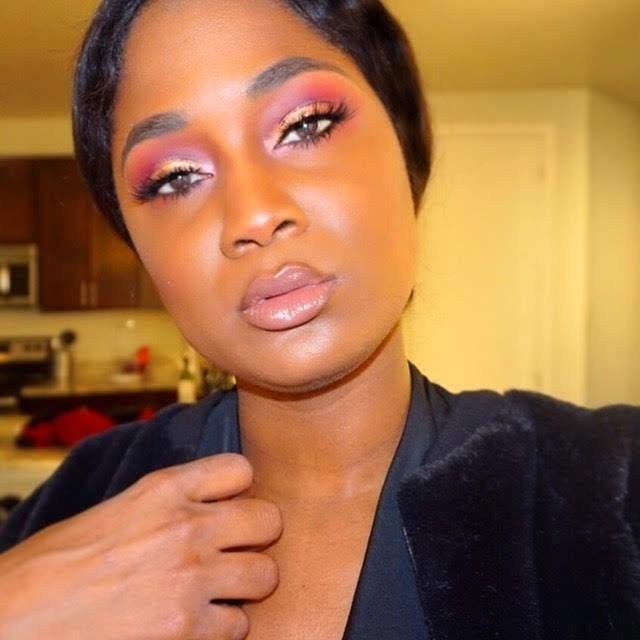 Makeup Look using #makeuprevolution x Emily Edit Wants Palette  #MyShopStyle #ShopStyle #Party #Beauty #LooksChallenge