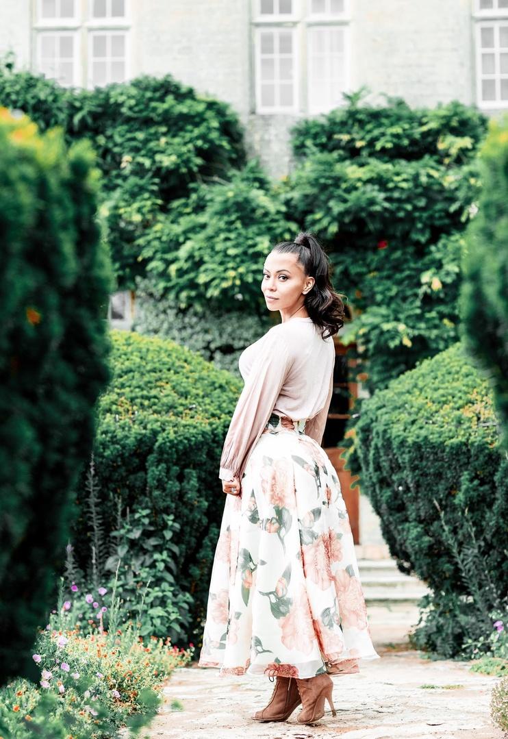 Look by Adrienne Bosh featuring Lauren Ralph Lauren Womens Day To Night Dressy Blouse