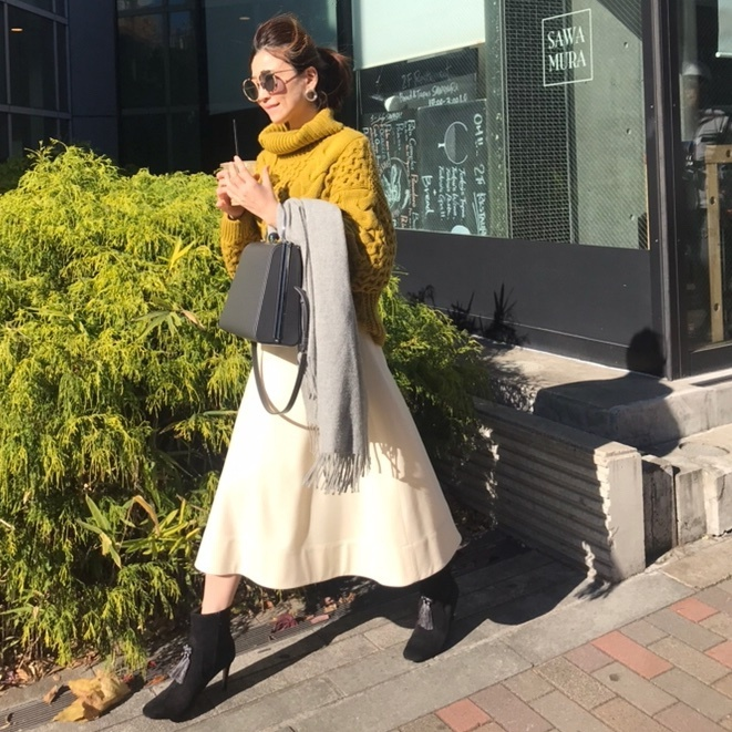 Shop the look from 明華 永田 on ShopStyle