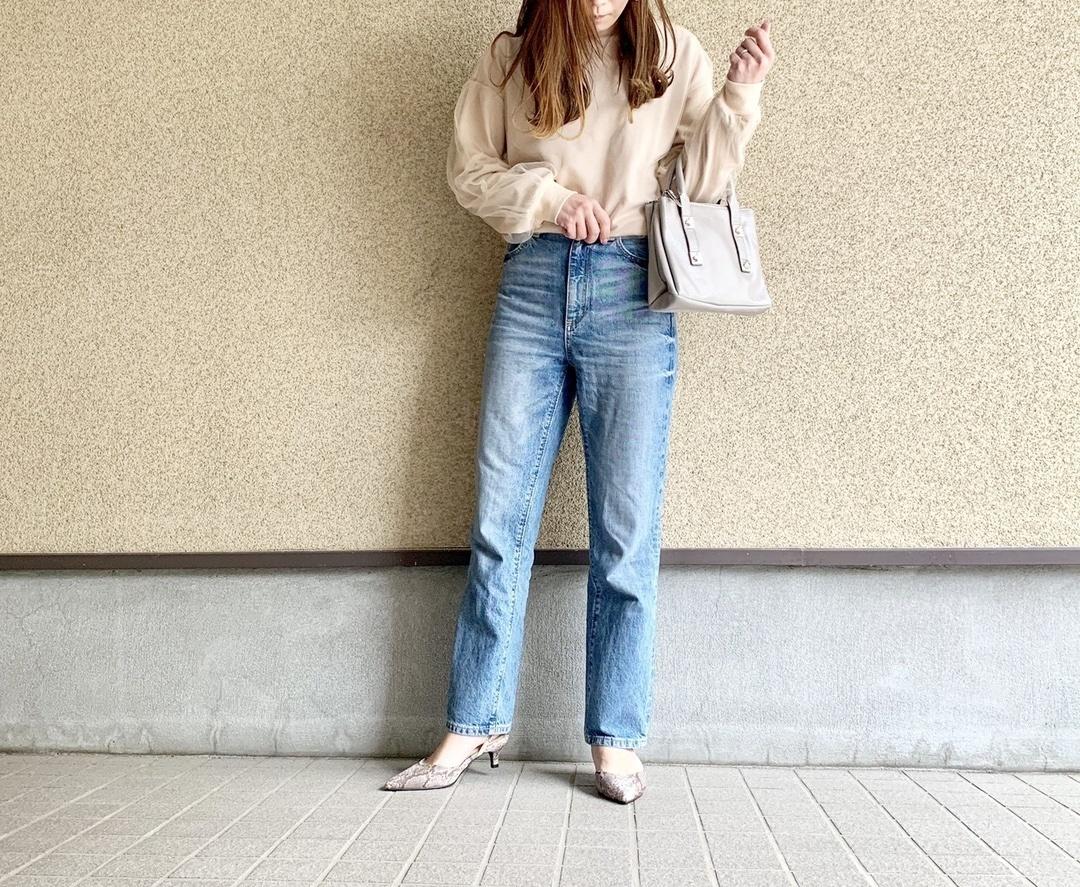 GU神デニムで春コーデ🌸 #ShopStyle #MyShopStyle