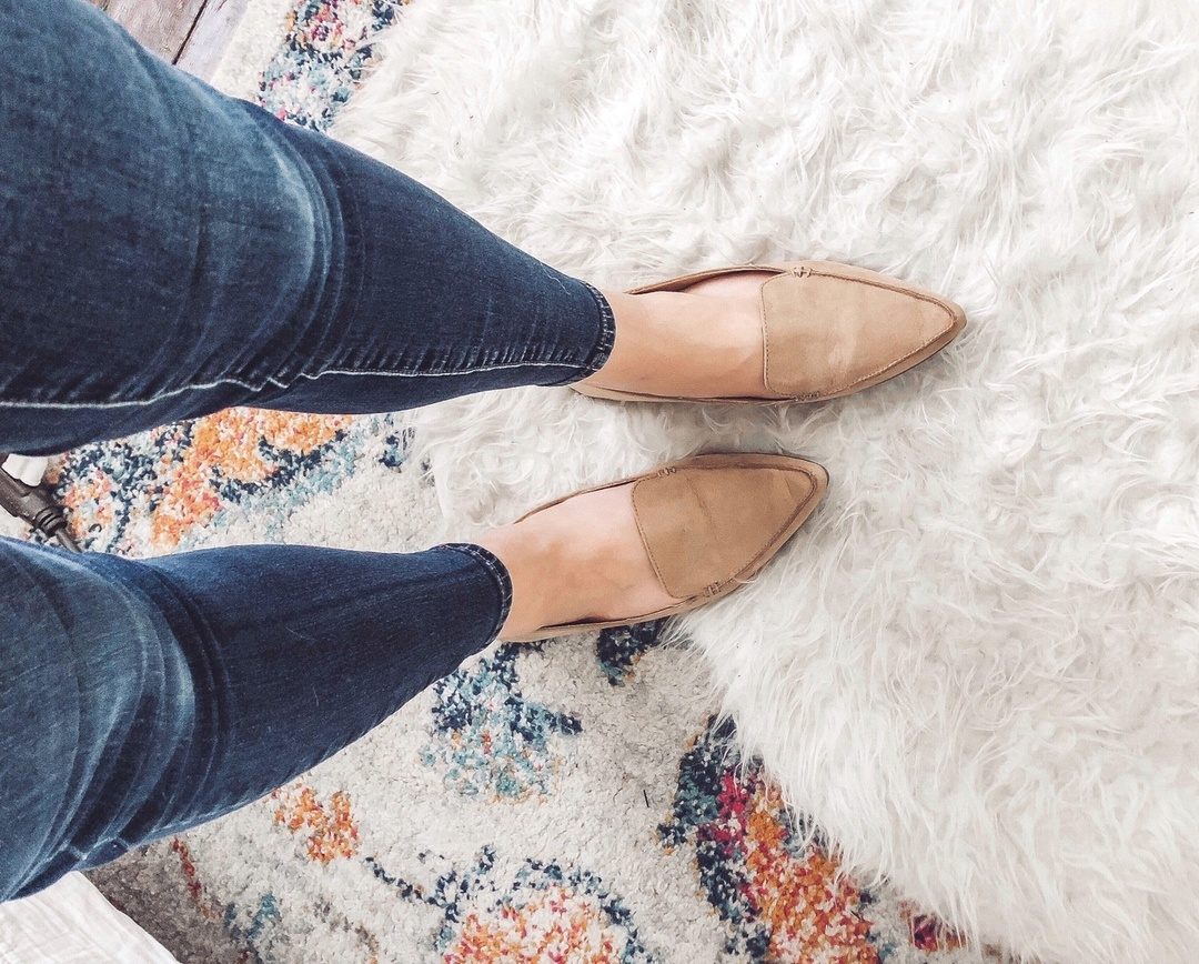 Fashion Look Featuring A New Day Flats