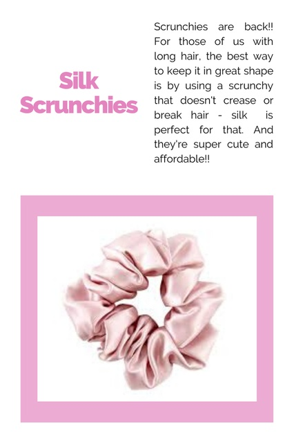 e super cute and affordable!! #ChicItinerary #GiftGuide #GiftsUnder100 #Under100 #GiftsILove #Friendship #Holiday #Scrunchies