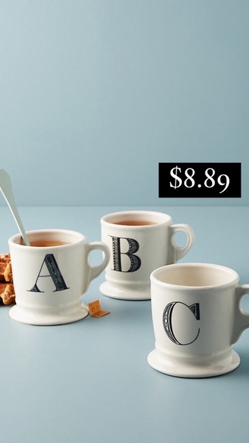 Cutest mugs on sale!