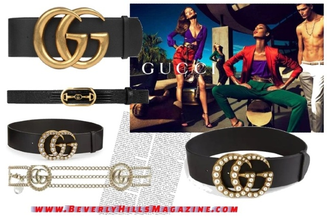 www.BeverlyHillsMagazine.com #ShopStyle #MyShopStyle #GUCCI #GUCCIbelts #belts #BevHillsMag
