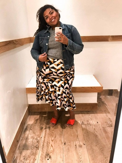 My Favorite Pieces From Anthropologie Right Now (#DressingRoomSelfies) 2