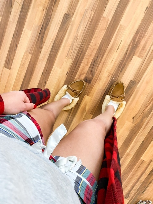 Look by Chaka Blanford featuring Women's Wicked Good Moccasins