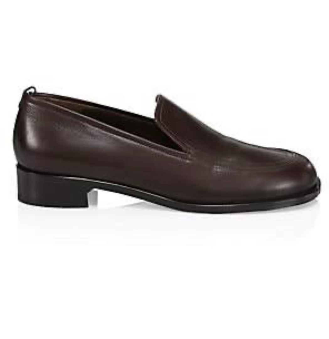 Look by Jennifer sattler featuring The Row - Leather Loafers
