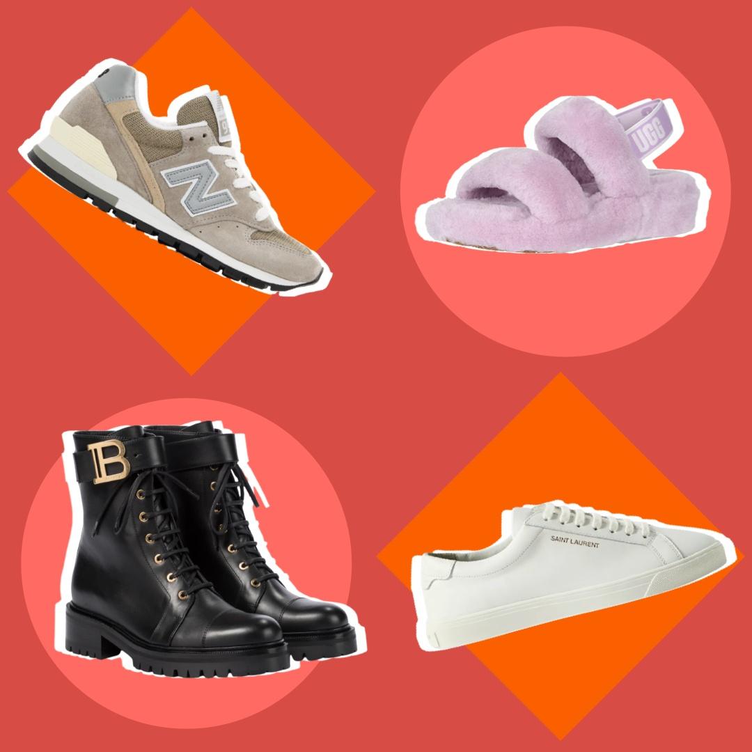 Spring Shoe Trend Report