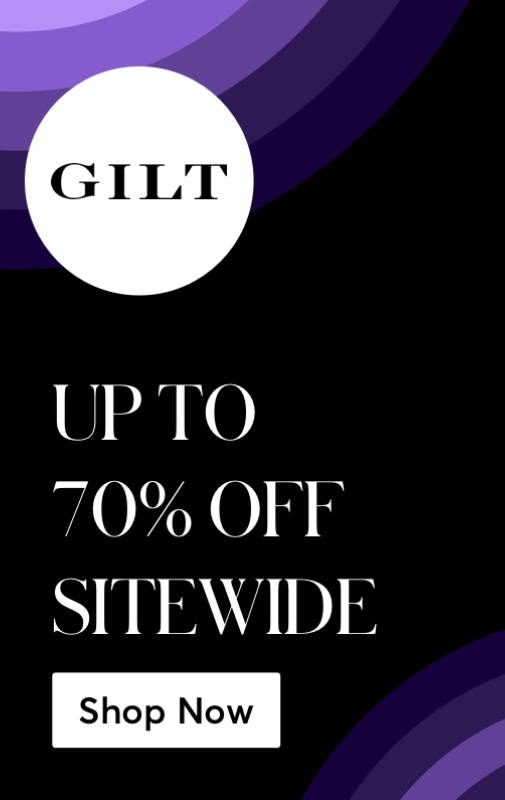 Gilt Up to 70 off