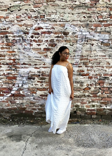 fect for vacation holidays and carefree summer white parties.   #ShopStyle #MyShopStyle #Vacation #White #Summer #SummerStyle