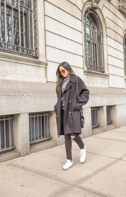 it 💕 #ShopStyle #MyShopStyle #LooksChallenge #Winter #Lifestyle #TrendToWatch #Petite #effortless #oversizedcoat #sportychic