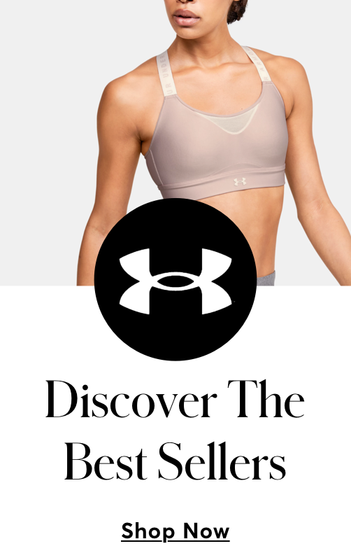Under Armour Discover The Bestsellers