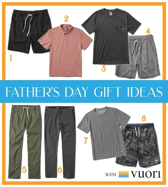 rse, those amazing joggers all on today's post!  https://mixandmatchmama.com/2021/06/fathers-day-with-vuori/ #therisetheshine