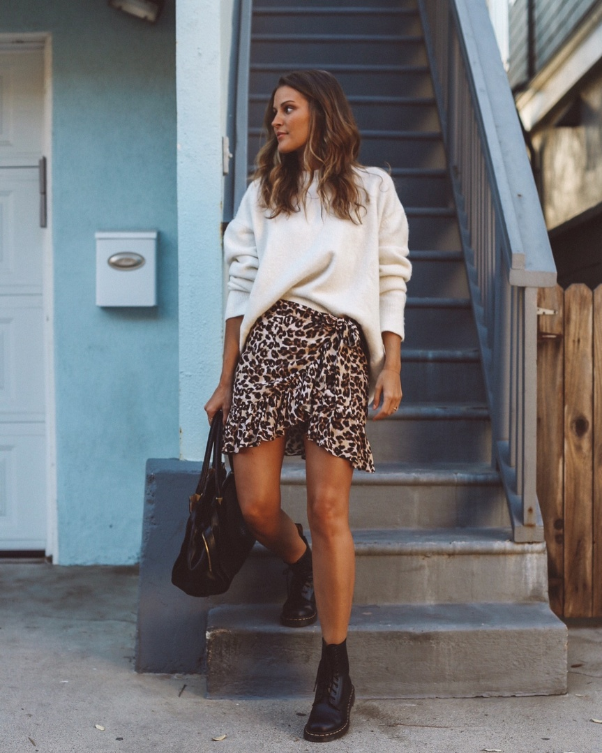#ShopStyle #shopthelook #MyShopStyle #OOTD - a little leopard love 💕