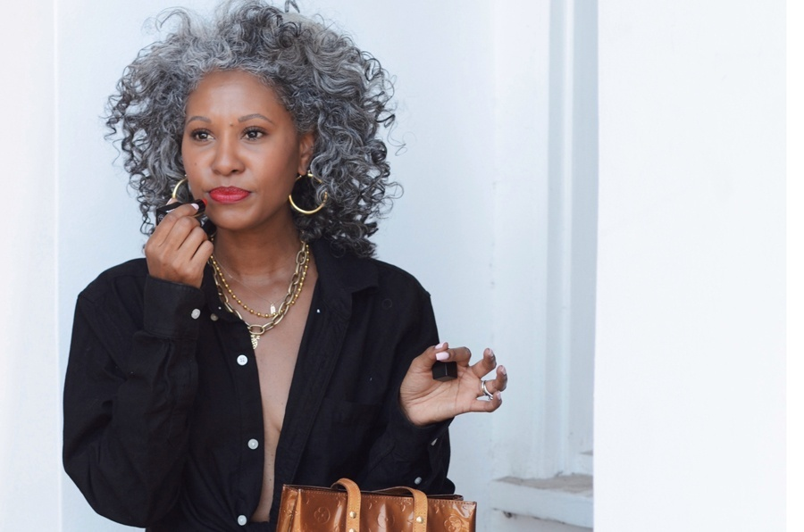 Look by thetennillelife featuring Aerin AERIN - Rose Lip Conditioner