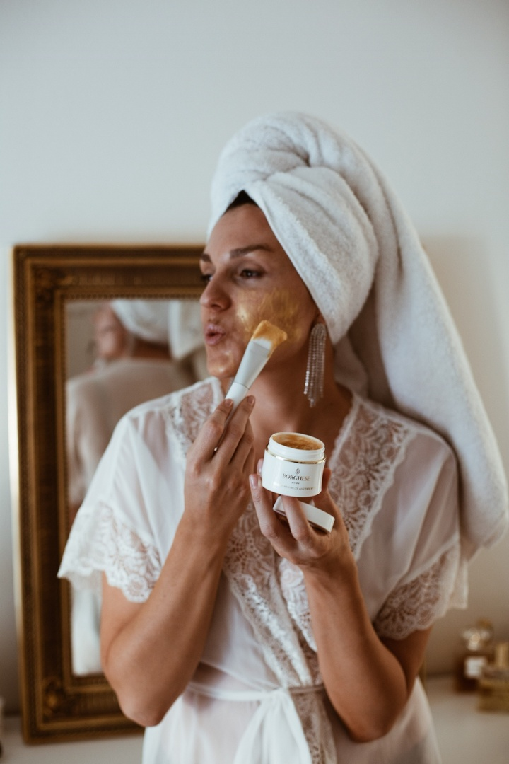 A little glam self-care spa time #ShopStyle #MyShopStyle #beauty #skincare #facemask #selfcare #spatime #facemask #glam