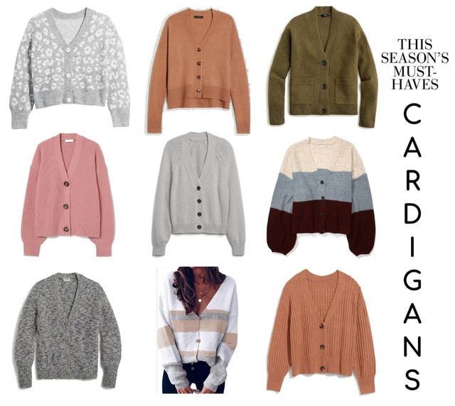 Fashion Look Featuring Gap Cardigans and J.Crew Plus