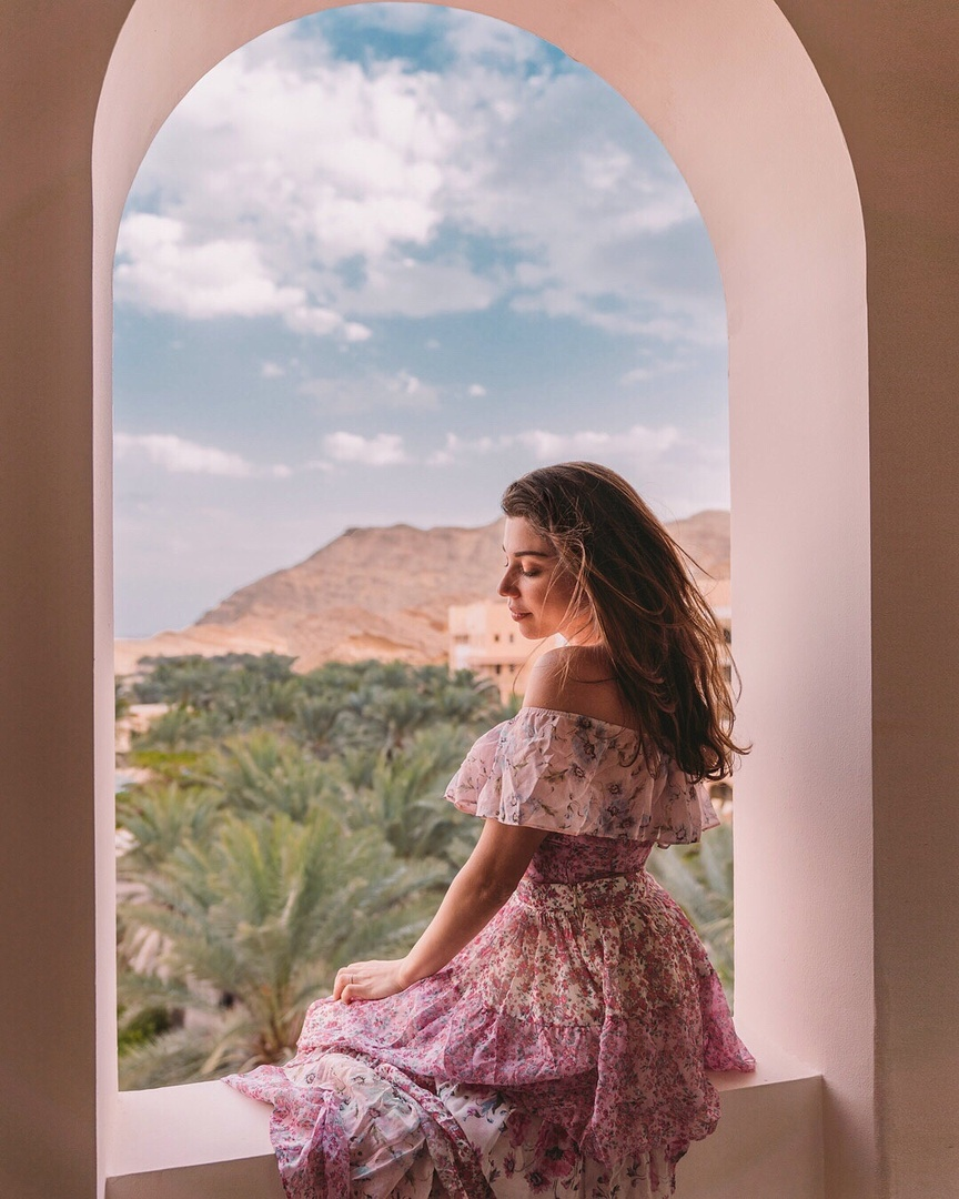 a view in Muscat, Oman #MyShopStyle #ShopStyle #LooksChallenge #ContributingEditor #Lifestyle #TrendToWatch #Travel #Vacation