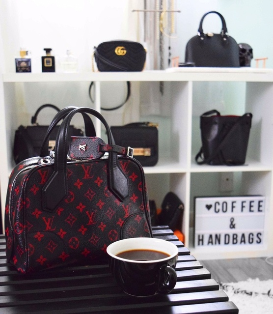 Louis Vuitton, Gucci, Mansur Gavriel, Proenza Schouler, Salvatore Ferragamo #ShopStyle #MyCloset #ClosetInspiration #handbags