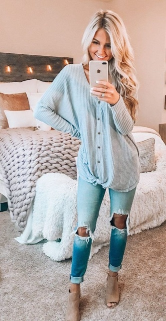 Cute casual woman's outfit idea! <3 <3 <3 #ShopStyle #shopthelook #MyShopStyle #WomansFashion