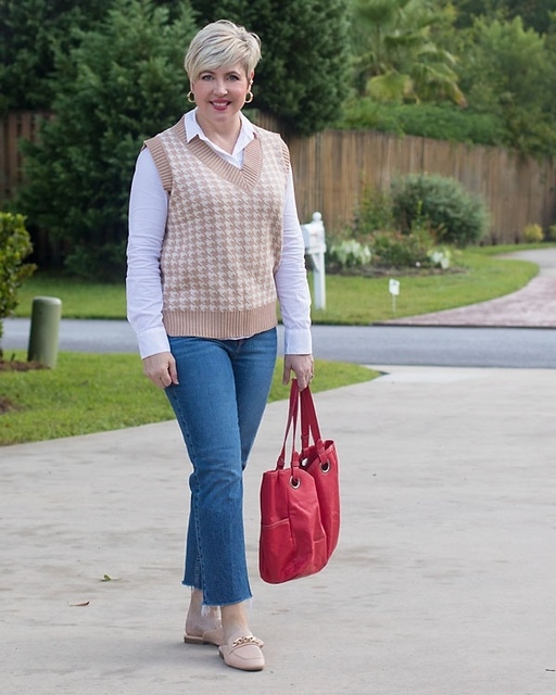 Fashion Trends for Women Over 40 #ShopStyle #MyShopStyle #fallstyle #fashionover40
