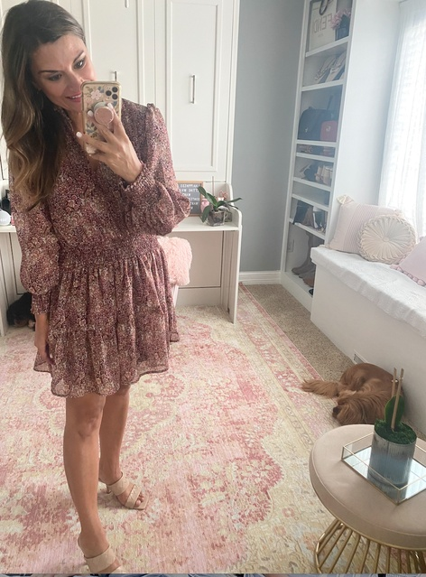 small in the dress. #justpostedblog #ShopStyle #shopthelook #MyShopStyle #OOTD #LooksChallenge #ContributingEditor #Lifestyle