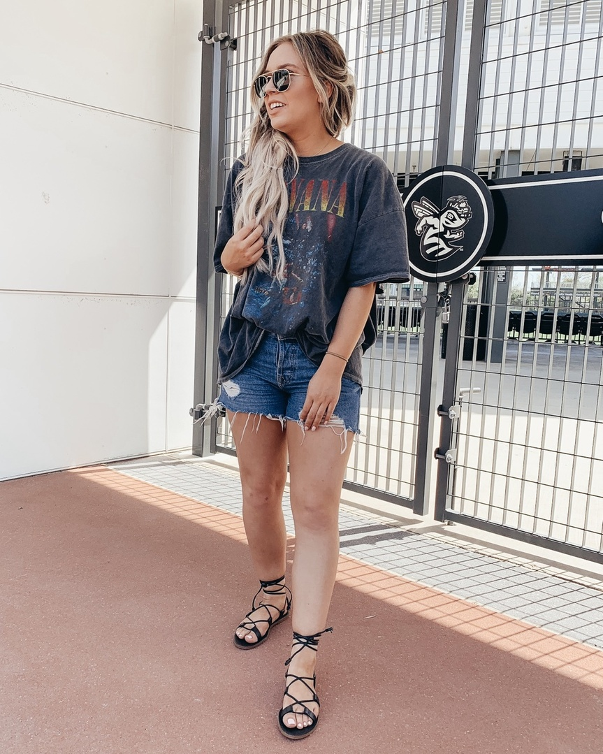 Fashion Look Featuring Madewell Sandals