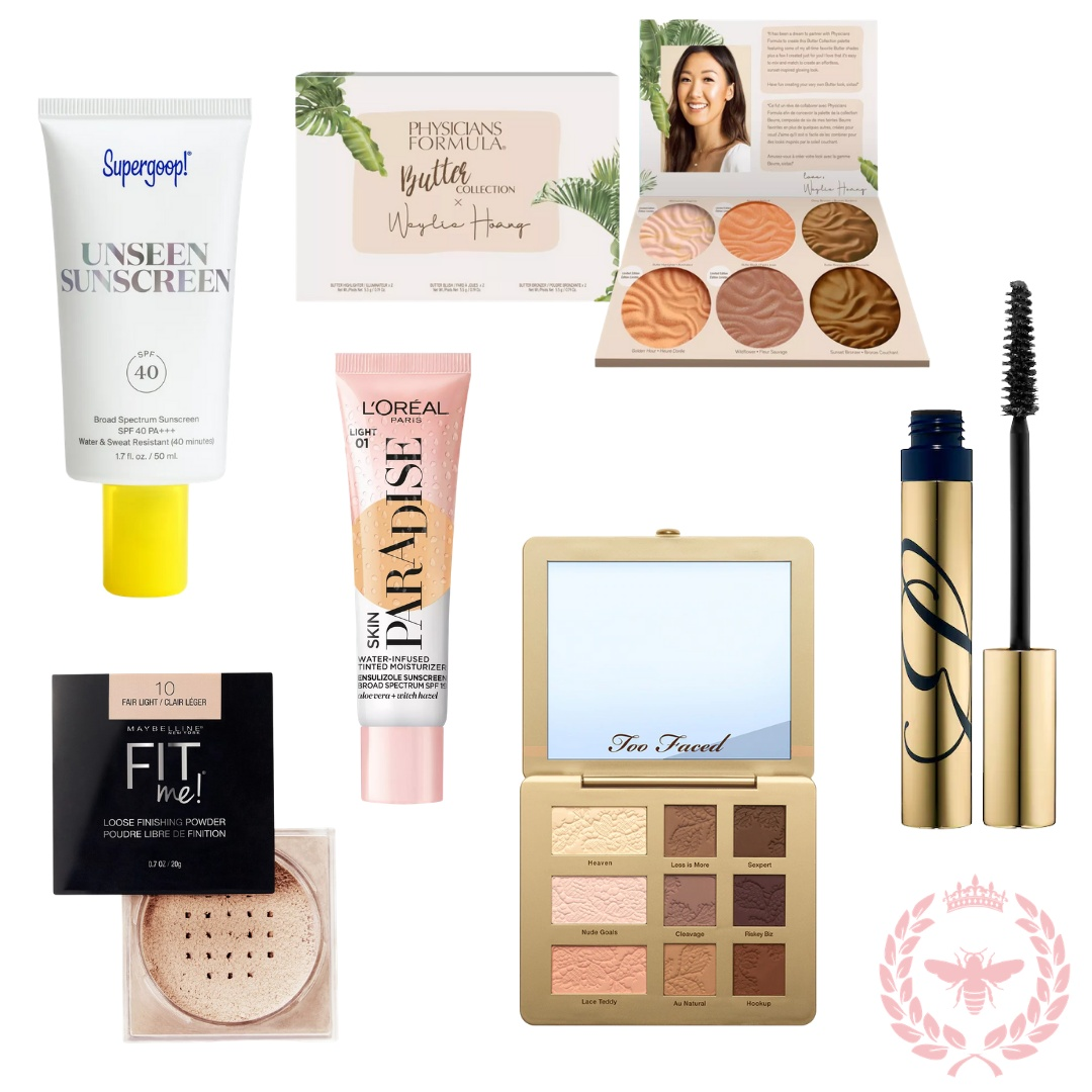 Look by Willow Crowns At Home featuring Natural Matte Neutral Eyeshadow Palette