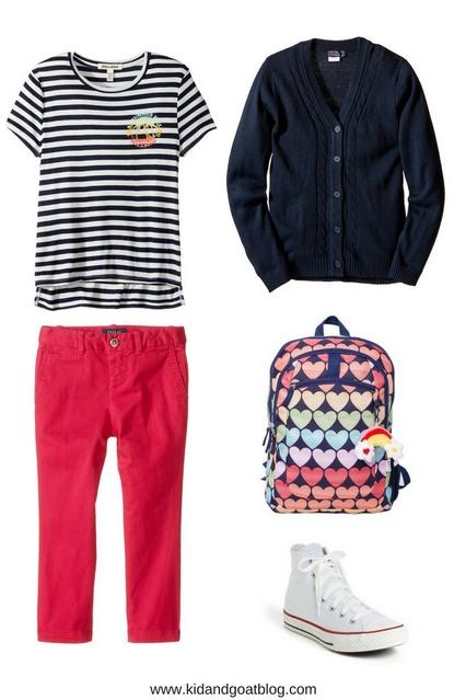 Nautica Girls Fashion Top