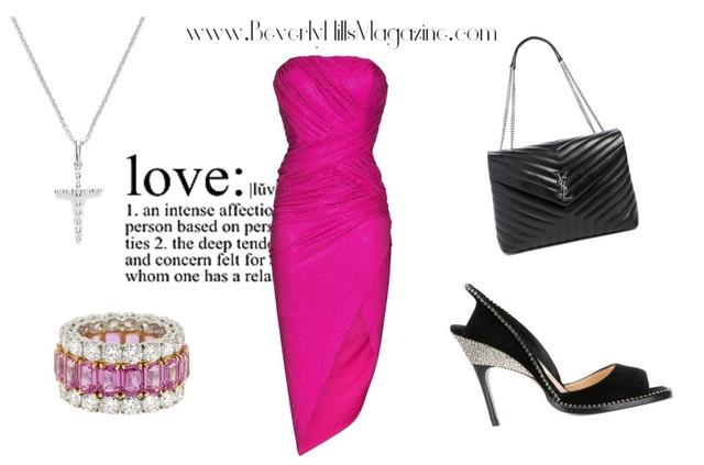 Classy Pink Dress Style   #MyShopStyle #ShopStyle