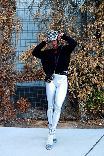 day #Beauty #Lifestyle #TrendToWatch #Travel #beauty #sweater #ootd #weekend #stylish #moda #fashinista #metallic #streetwear