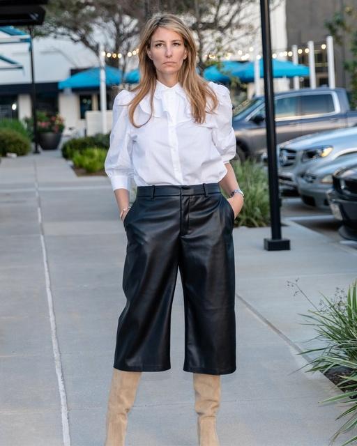Everybody's wearing: culottes       #ShopStyle #MyShopStyle
