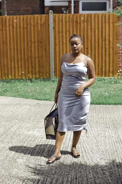 A versatile fashion piece. 90s Trend. #slipdress #calyciousloves #MyShopStyle #ShopStyle #LooksChallenge