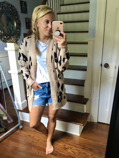cozy. It's true to size. It's versatile. It's a must FALL have my friends!  #ShopStyle #MyShopStyle #Lifestyle #TrendToWatch