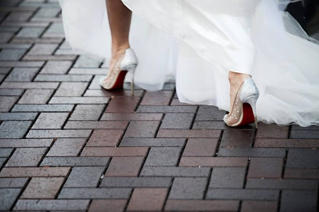 om. The only problem you'll have now is selecting just one pair! #weddingshoes #brideshoes #weddingdayshoes #Party #Lifestyle