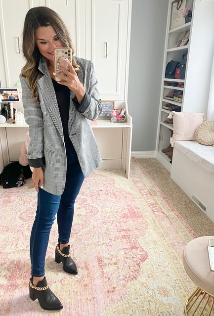 4/27 in the jeans. #justpostedblog #ShopStyle #shopthelook #MyShopStyle #OOTD #LooksChallenge #ContributingEditor #Lifestyle