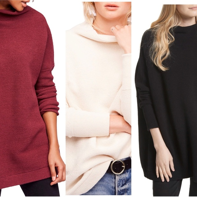 The best tunic ever is on sale! I have it in 2 color and just ordered the black. Runs big. 🖤 #MyShopStyle #ShopStyle