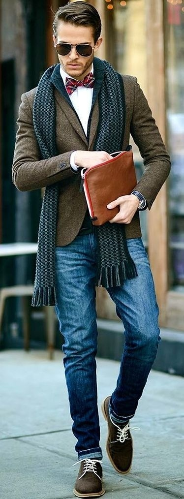 Stylish Cold Weather Clothes for Men