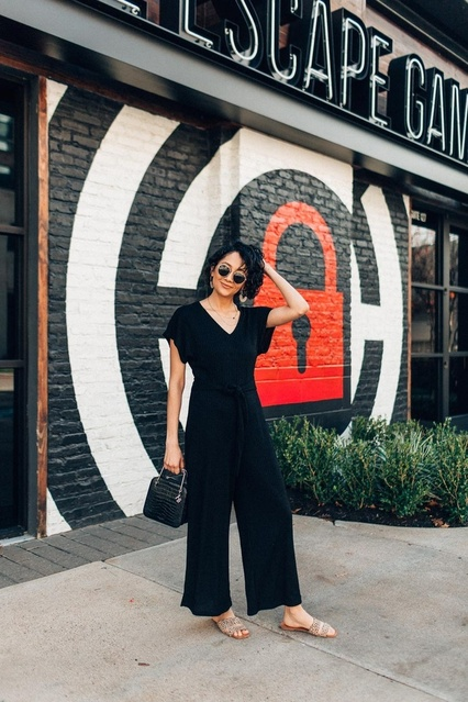 The cutest knit jumpsuit under $30. #MyShopStyle #Winter #Lifestyle #trendsunder30