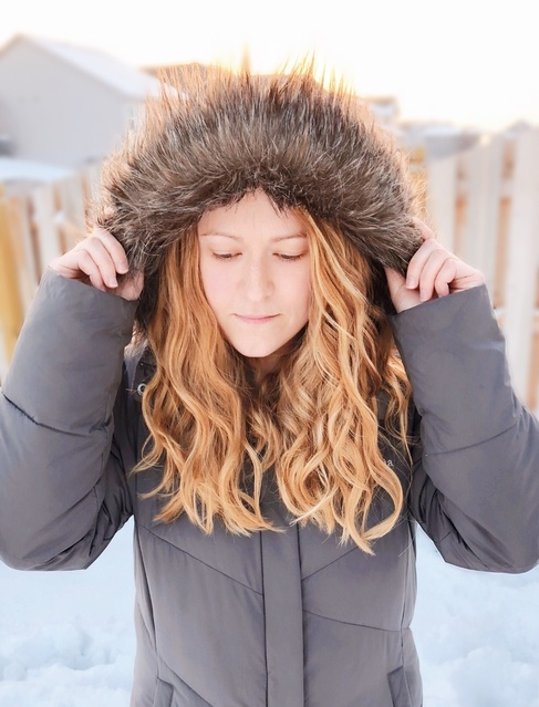 Snow for petite woman — photo 1
