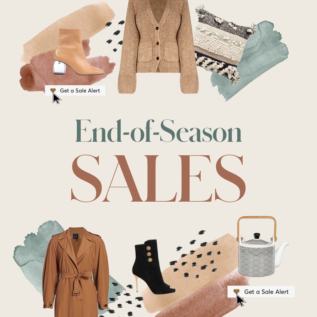 Start Favouriting Now - The Sales Are Here!