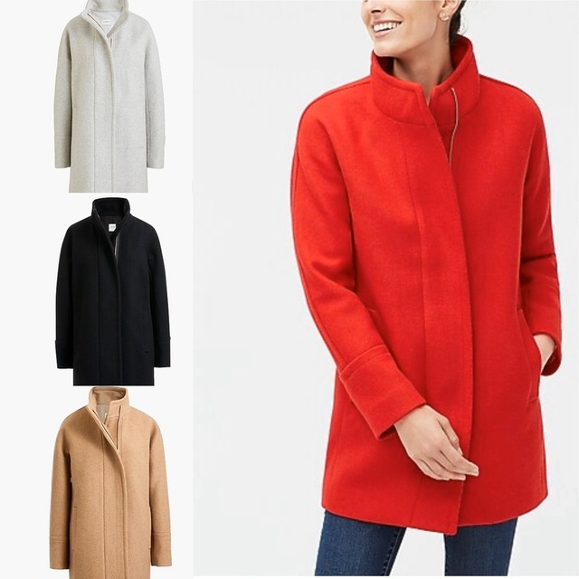 ssic coat is on sale for less than $100 with code MORETOGIVE. So chic and classic. 🖤 #MyShopStyle #ShopStyle #LooksChallenge